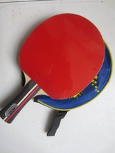 Original Yinhe Milky Way Galaxy 02B (02 B, 02-B) pips-in shakehand or 02d penhold table tennis / ping pong racket + a bat case