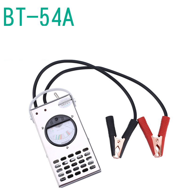 ELECALL Battery Tester Pointer type BT-54A 12V 60A Automotive/ Car Battery Tester/ Alternator check battery detector<br>
