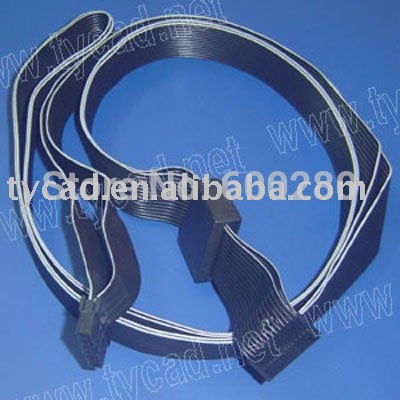 C4723-60025 Ribbon cable assembly with ferrite for HP DesignJet 3000CP 3500CP 3800CP Original used<br>