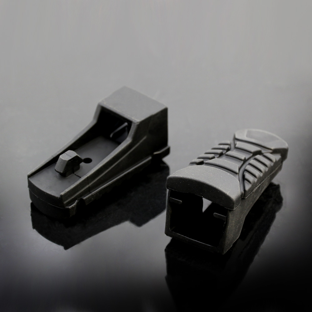 Details about  /Fits R1200GS F650GS R1100GS Front Footpeg Plate Footrest Rubber