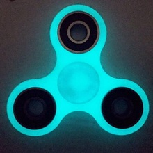 9 Colors Tri-Spinner Plastic EDC Hand Spinner For Autism and ADHD Fidget Spinner Long Time Anti Stress Toys For all  ,spiner