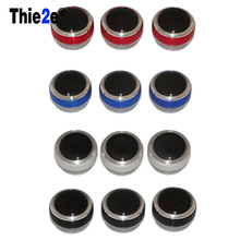 FIT FOR FORD FOCUS MONDEO SWITCH KNOB HEATER CLIMATE CONTROL BUTTON DIALS REFITTING ROTARY MK2 MK3 ACCESSORIES(China)