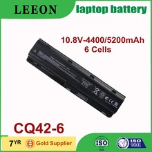 New hot products replacement 4400mAh laptop battery for HP HSTNN-CB0W HSTNN-CBOW HSTNN-F02C HSTNN-OB0X MU06 MU06XL NBP6A174