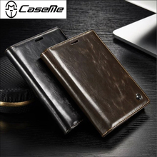 New Luxury Genuine Leather Wallet Magnetic Auto Flip Original Phone Cases For Blackberry Passport 2 / Passport2 Cover Case Bag