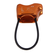 New High Quality Safety ATC Belay Rappel Device Rock Descender Protector 25KN Outdoor Sport Mountaineering Climbing Accessories(China)