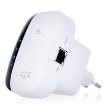 Small steamed bread wireless AP repeater 300M Wifi Repeater network signal amplifier WLC15(China)