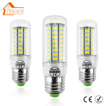 E27 LED Lamp 220V LED Corn Bulb 110V 5730 Lampada LED Bulb Light Corn Bulb Chandelier Candle Ampoule Bombillas(China)
