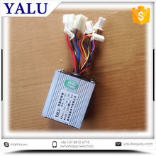 Good quality Silver color 24V 350W brush motor controller match with MY1016