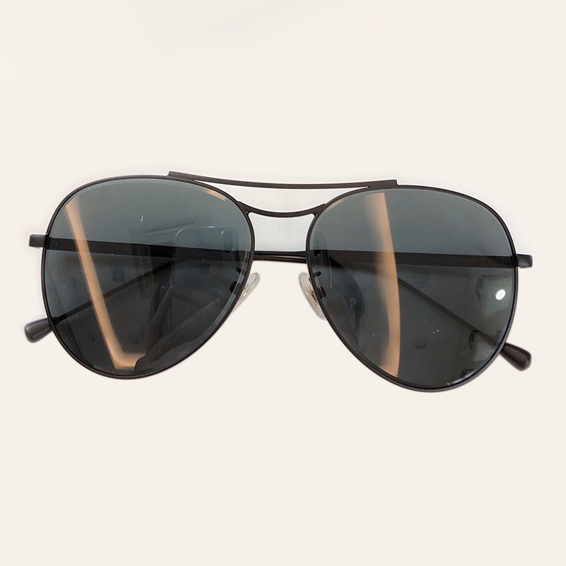 Women Oval Sunglasses Double Bridge Nose Sunglasses UV400 Protection Polarized Sunglasses Oculos De Sol
