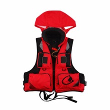 Outdoor Unisex Adult Life Jacket L-XXL Fishing Safety Life Vest For Water Sport Drifting Boating Sailing Kayak Survival Swimwear