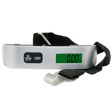 hot new kitchen tool Arrival 50KG Electronic Portable Digital Luggage Weight Hanging Scale Travel