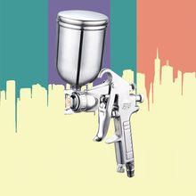 Brand New F75 1.5mm Spary Gun 400ml Capacity Feed Tank Multi-purpose Airbrush Easy Use Pneumatic Spray Gun(China)