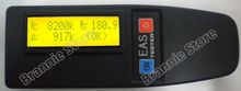 new arrival eas rf antenna system frequency tester/detector 8.2mhz eas rf antenna tester dhl free shipping