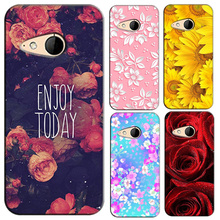 Cool Design Case for HTC One M8 mini Hard Plastic Cover Phone Cases for HTC One M8 mini / One mini 2 Version