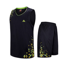 New Kids Basketball Jersey Sets Uniforms kits Child Sports clothing Breathable polyester basketball jerseys shorts DIY printing