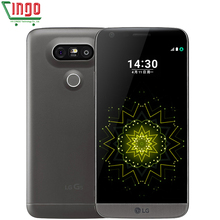 "LG G5 H820 H830 H850 F700 H860N Mobile Phone 3 Camera Quad-core 4GB RAM 32GB ROM 5.3"" 4G WIFI GPS Refurbished LG G5(China)"