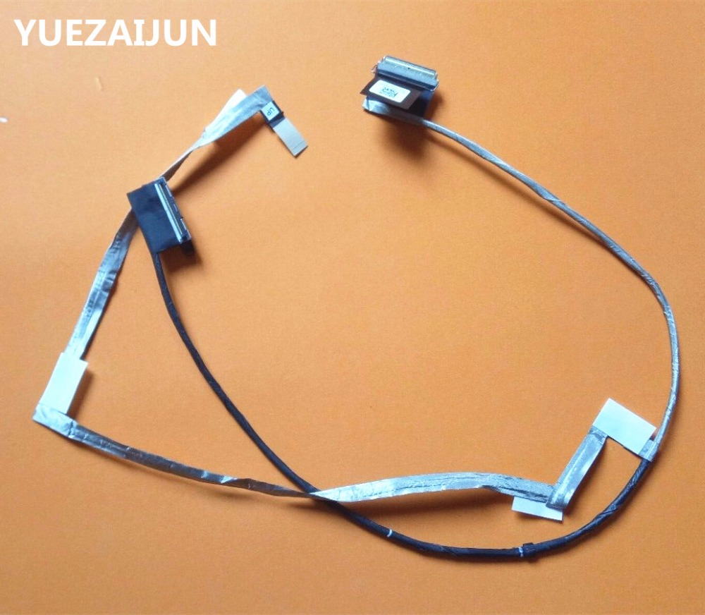 New LCD LVDS Touch Display Cable for DELL Inspiron 7000 Series 7557 7559 0726R2 DD0AM9LC100