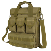 TAD tactical bag men MOLLE handbags messenger bags 14inch computer bag cordura 1000D Material YKK zipper Single shoulder bags