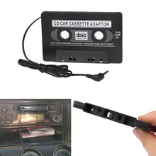 3.5mm Car Stereo Cassette Tape Adapter For iPhone For iPod MP3 Audio CD Player Cable Connector Universal