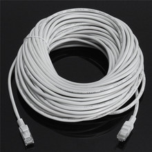 High Quality 25 m Gray UTP Cable RJ45 Ethernet LAN Cable Internet Network Cable Cord