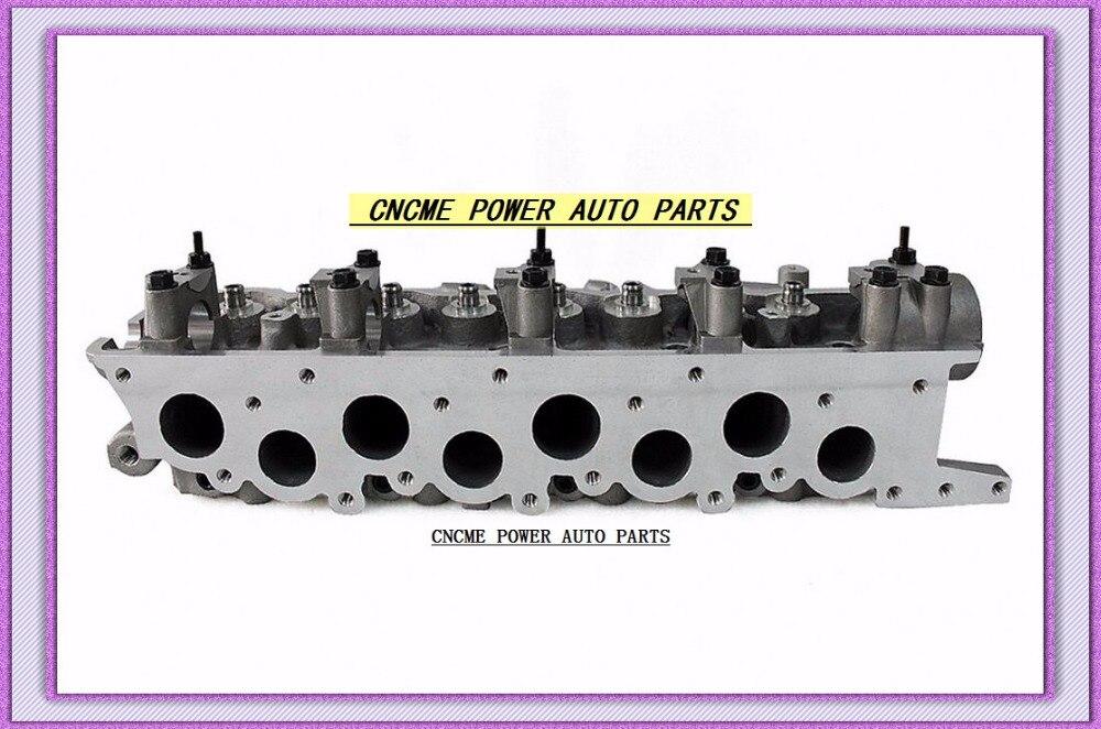 4D56 D4BA D4BAT 4D56T Cylinder Head For Mitsubishi Montero Pajero L300 DELICA Canter For Kia Besta Bongo 2