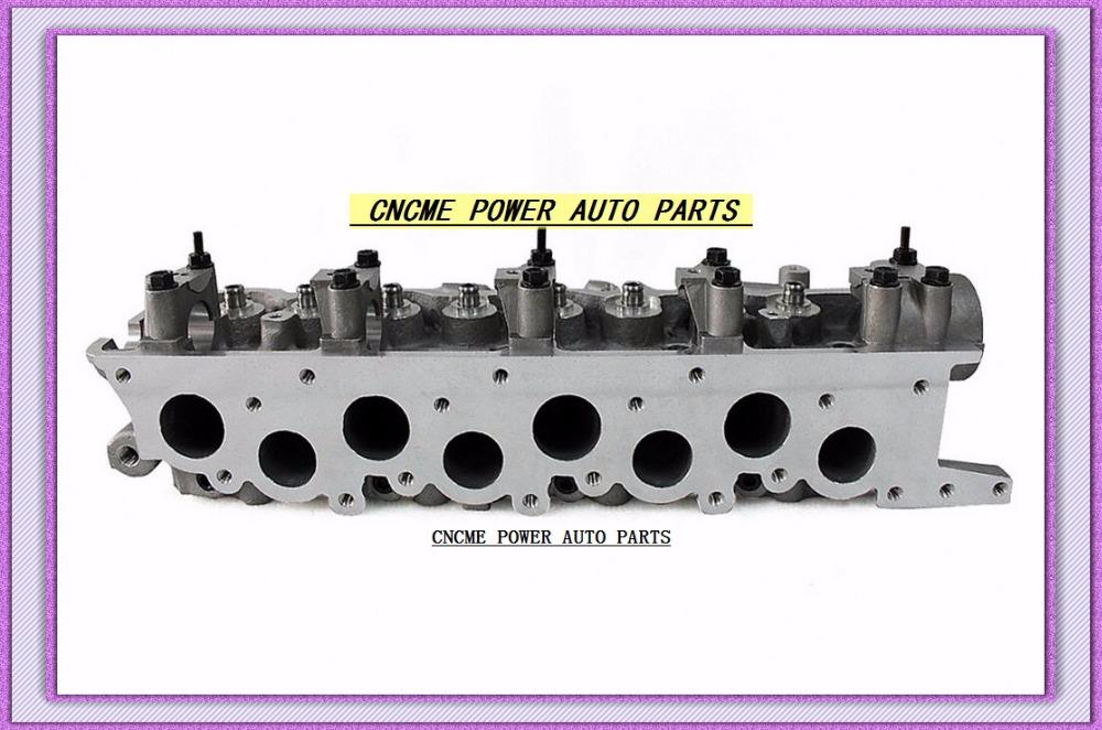 4D56 D4BA D4BAT 4D56T Cylinder Head For Mitsubishi Montero Pajero L300 DELICA Canter For Kia Besta Bongo 2.5L MD185926 908 512 (3)