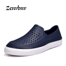 Buy ZENVBNV Men's Flat shoes New Breathable Summer PU Leather High comfortable Fashion Shoes Men Casual Shoes Big size 45 for $16.98 in AliExpress store