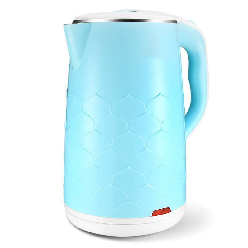 Large capacity of electric kettle Automatic power loss 304 stainless steel for home anti-burn<br>