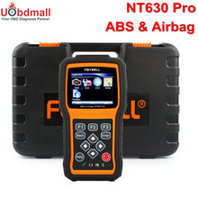 Universal OBD2 Diagnostic Tool Foxwell NT630 Pro For Engine Check DTC+ ABS Anti-Skip Brake System+ SRS Airbag Reset Tool