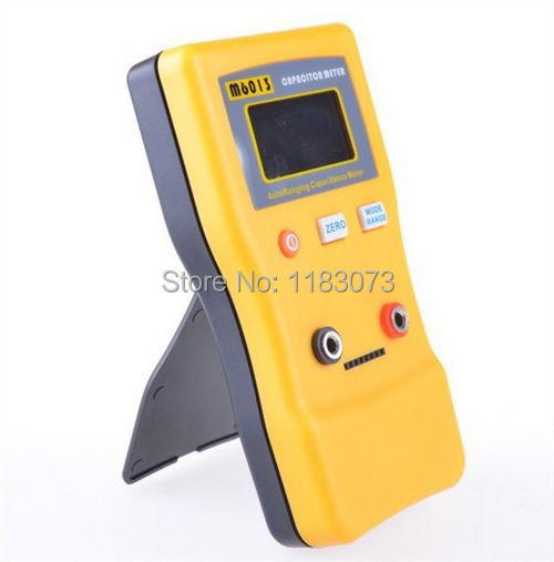 Upgrade Professional Capacitor Tester Electronic Capacitance Meter 0.01pF to 470mF Up to 1% M6013 V2 10Sets/lot FreeShipping<br><br>Aliexpress