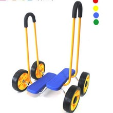 baby car toy Children balanced car / stampede vehicle / sensory integration training equipment / double pedaling car
