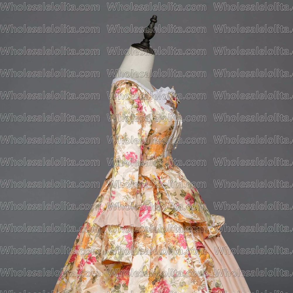 Detail Feedback Questions about New Holiday Marie Antoinette Dress ... af0431905373