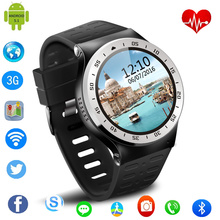 2017 Best watch S99A android 5.1 OS Smart Watch With 5.0 HD Camera 3G wifi smartwatch Support Nano sim card Google Voice Fitness