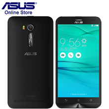 100% Global Version ASUS Zenfone Go ZB552KL 2GB RAM 16GB ROM Smartphone Mobile Phone Quad Core 5.5 inch 13.0MP Camera(China)