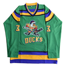 Hockey Jersey Mighty Ducks Movie Jerseys All Stitched Jerseys Winter Sport Wear Ice Wholesale Dropship Factory Outlet(China)