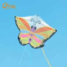 Butterfly Kite Handle Line Reel Sport Kites Kitesurf Paraglider Parachute Windsock Easy To Fly Toy Gift For Kids Outdoor Fun(China)
