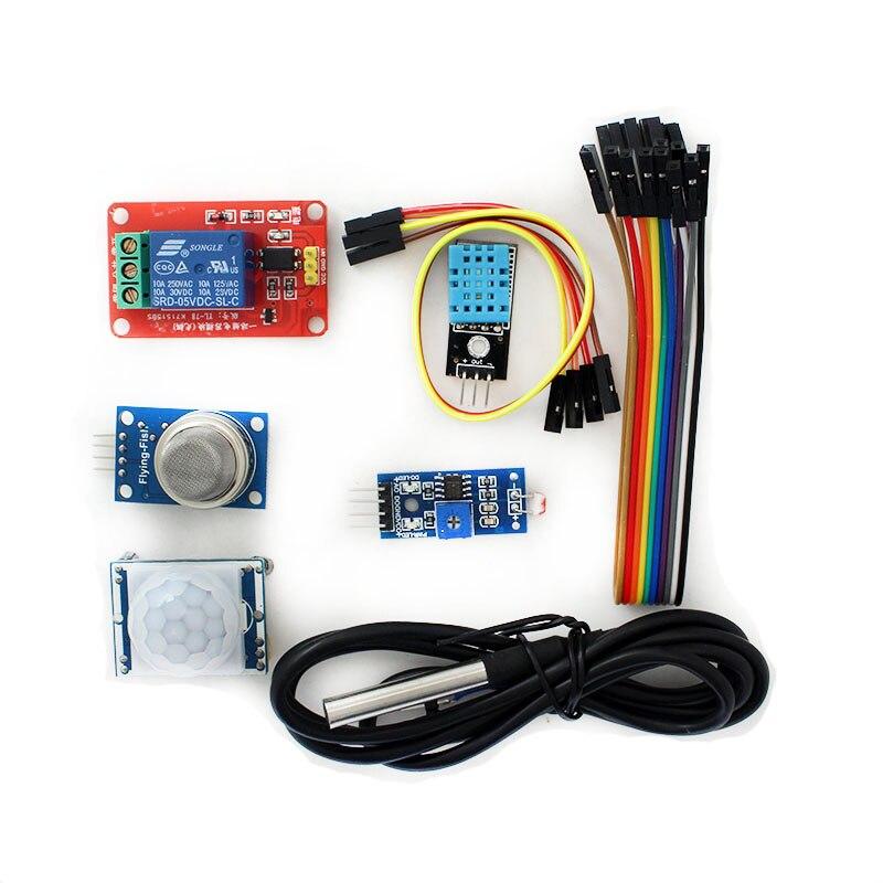 CC2530 development board supporting the sensor ZigBee set of sensors<br>