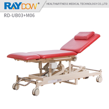 RD-UB03+R05 Multifunction electric lift recliner camilla masaje plegable massage table folding(China)