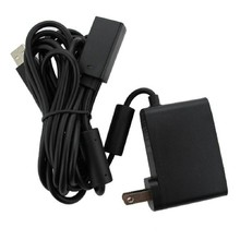 New Top Quality USB AC Adapter Power Supply Cable Cord US for Xbox 360 Kinect Sensor