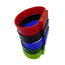 free shipping High Speed 2gb USB Flash Drive Silicone Bracelet Wristband