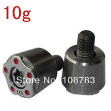 2x 10g Golf screw 10 gram TLC for FCT R1 R11s R11 R9 R7 driver free shipping DCT SPORT(China)