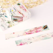 1.5cm*5m Land of Peace washi tape DIY decorative scrapbooking masking tape adhesive label sticker tape stationery