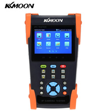 "KKmoon  Professional 3.5"" Onvif IP camera Tester CCTV Tester IP Analog Camera Testing PTZ control 12V Cable Tester IPC-3500"