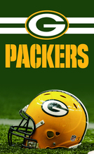 3FTX5FT Green Bay Packers flag Football helmet flag 100D polyester digital printed with 2 gromments(China)