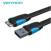 Vention Micro USB 3.0 Cable Data Sync Fast Charging Cable USB 3.0 Mobile Phone Cable for Samsung Note3 S5 Toshiba Hard Disk