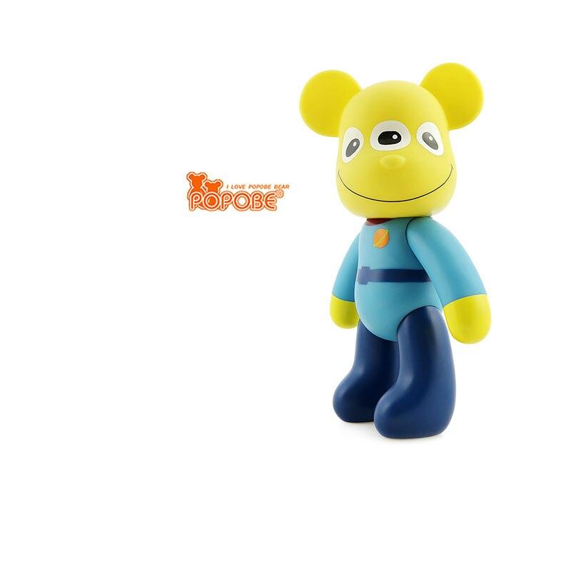 New Arrival 10 inch Momo Gloomy Bear POPOBE Bear Toy Story Alien Vinyl Toys In Retail Box<br>