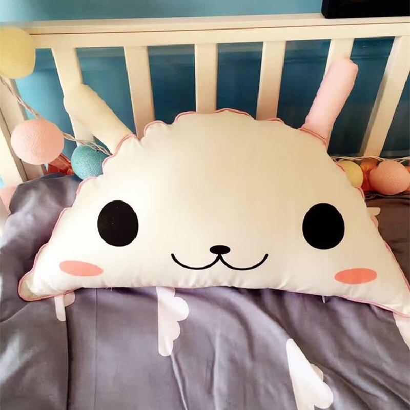 Cartoon Duck Rabbit Watermelon Cushion Pillow Kids Children Bed Room Decoration Calm Sleep Photo Props Gift Girl Nordic Style<br><br>Aliexpress