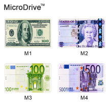 Real capacity New arrival 4GB/8GB/16GB/32GB/64GB Bank Credit Card Shape USB Flash Drive currency Thumb Pen Drive Memory Stick