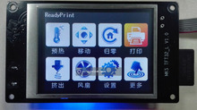 3D Printer lcd/led RepRap MKS TFT32 touch screen smart controller display 3.2inch support APP/BT/customization/local language