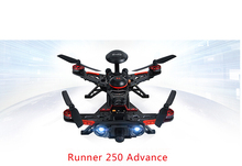 Original Walkera Runner 250 Advance GPS System RC Drone Quadcopter RTF with DEVO 7 Remote Control / OSD / Camera / GPS V4 F16182